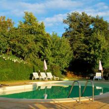 La piscina di Mille Primavere